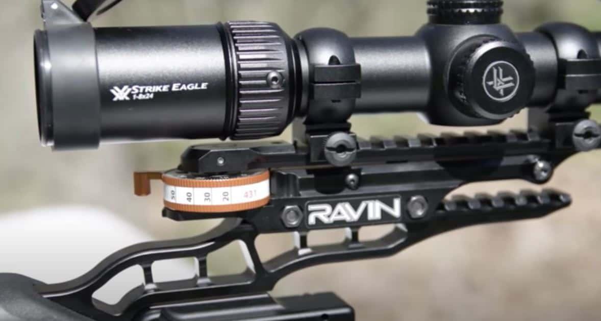 Ravin R20 Sniper Scope