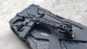 AR15 Side View