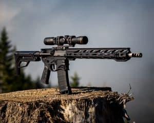 AR15 Vs AR10