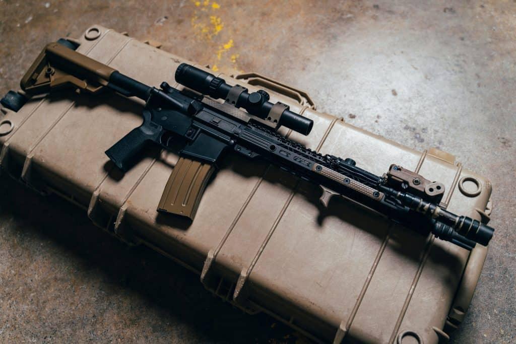 AR15 Iron Sights