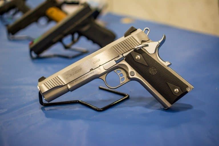 Pistol Safety